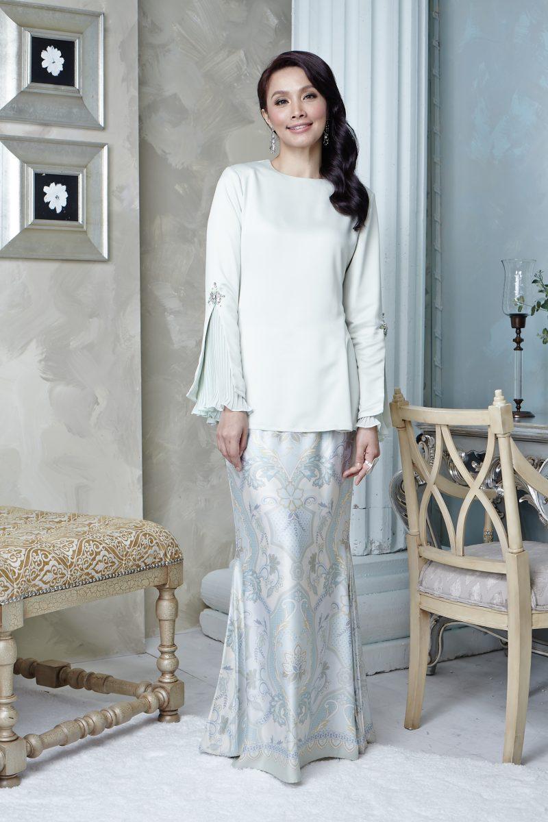 Pesona Baju Kurung Tradisi Di Rumah Terbuka Tetap Jadi Pilihan