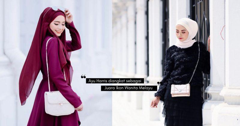 Fesyen Wanita Arab Jadi Inspirasi Insta Famous Ayu Harris Patut Lah