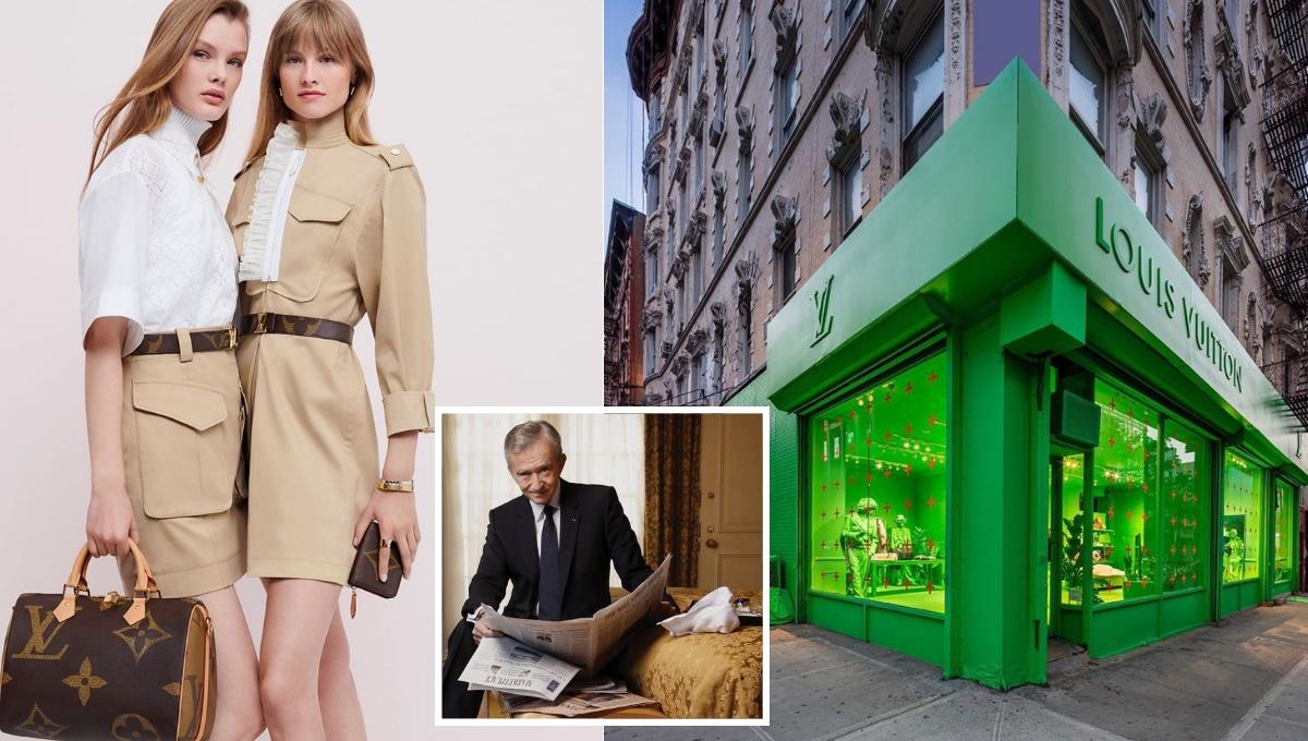 Pengerusi & CEO Jenama Mewah Louis Vuitton & Christian Dior